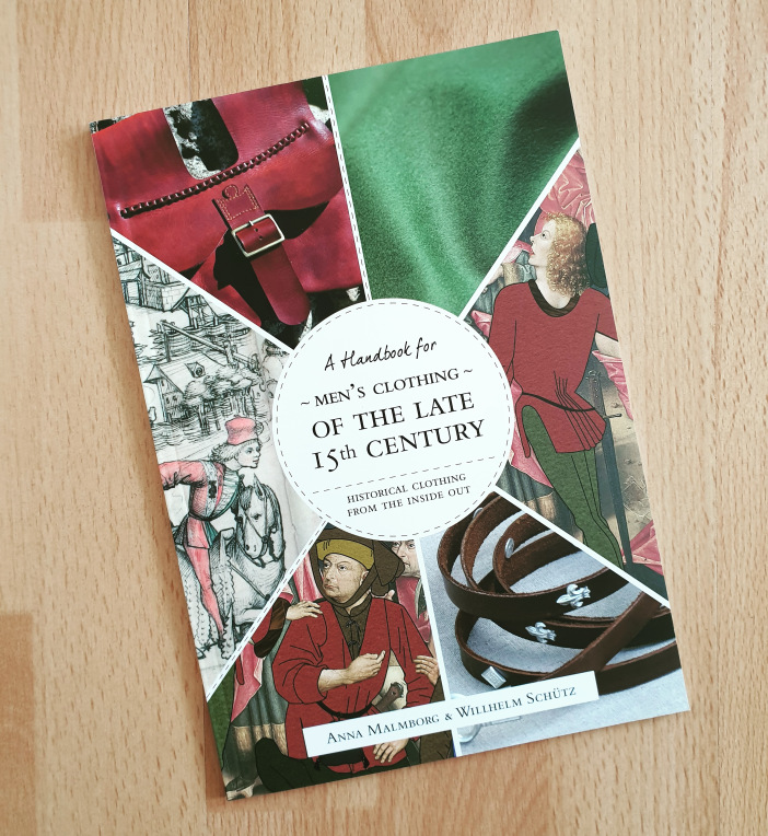 Review: Handbook for Men's Clothing of the Late 15th Century – Da isser! Ein Zipfel Norden!